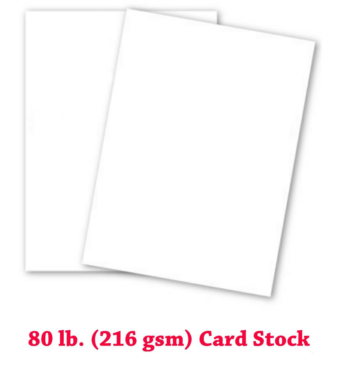 Smooth Cardstock