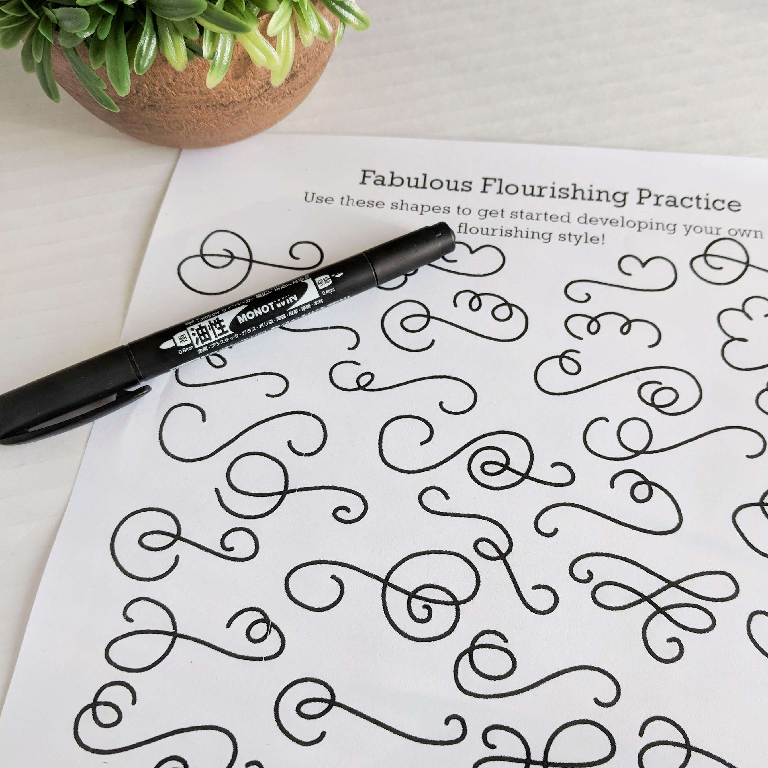 Flourishing Worksheet