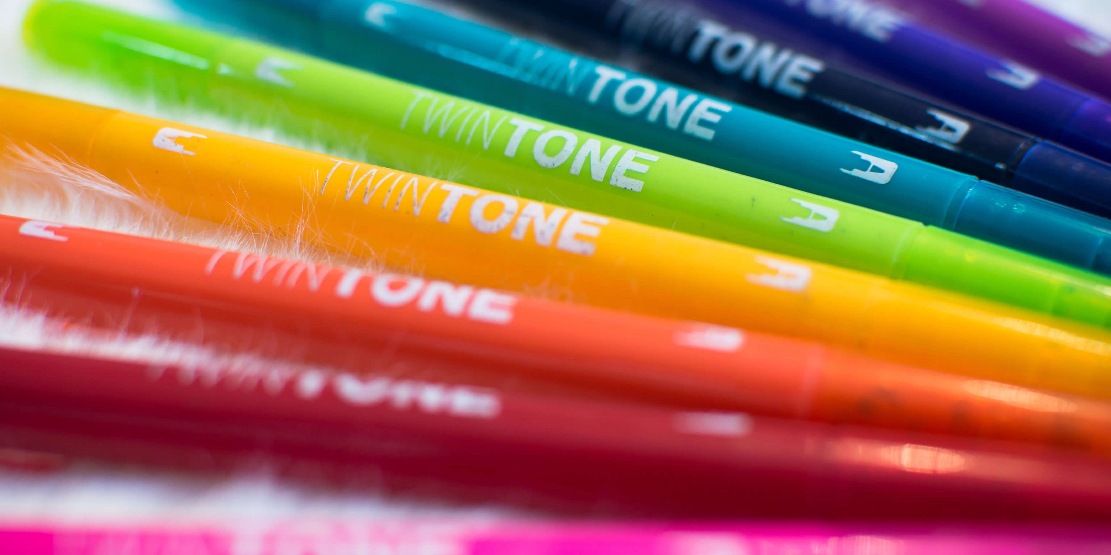 Tombow Pens Lettering with Lesley