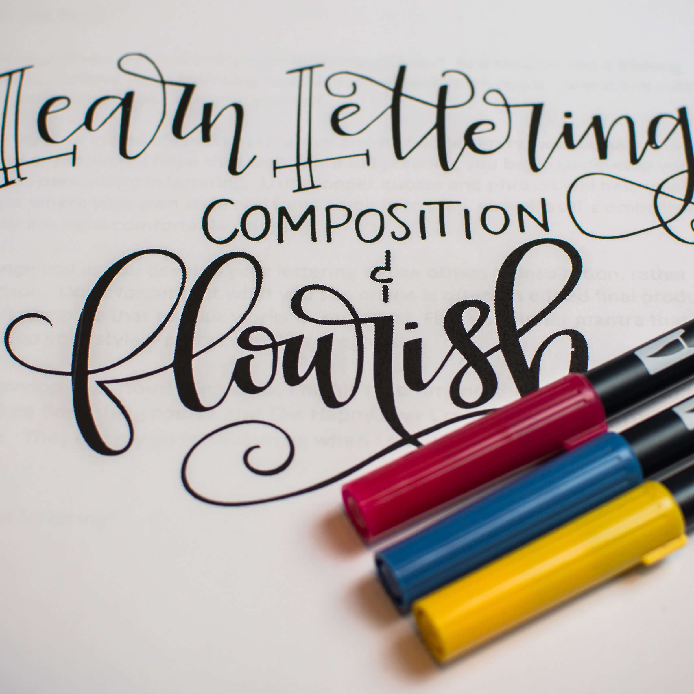 Composition and Flourish Class